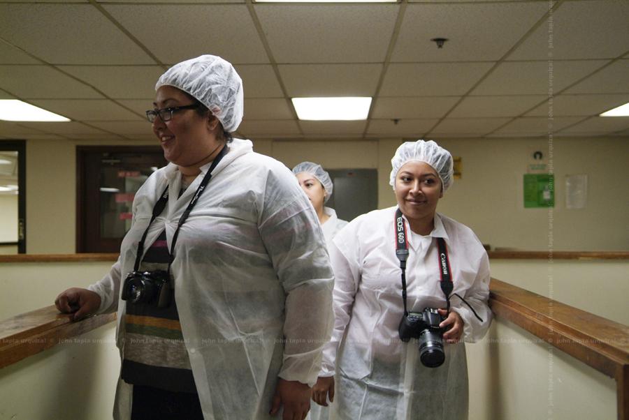 hawaiian host press tour, gardena, ca.