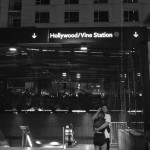 hollywood and vine station, 12.31.13