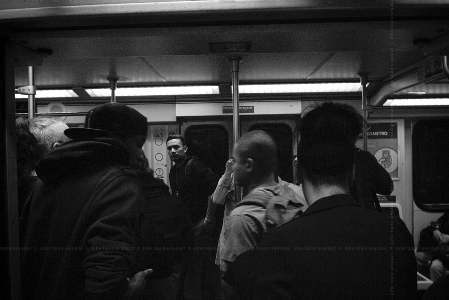 train unknown, 01.23.14